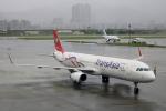 Koba UNITED®さんが、台北松山空港で撮影したトランスアジア航空 A321-231の航空フォト(写真)