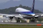 senyoさんが、名古屋飛行場で撮影した全日空 767-281の航空フォト(写真)