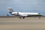KAKOさんが、中部国際空港で撮影したウェルズ・ファーゴ・バンク・ノースウェスト G500/G550 (G-V)の航空フォト(写真)
