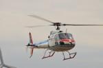 ヘリオスさんが、東京ヘリポートで撮影した中日本航空 AS350B Ecureuilの航空フォト(写真)