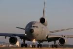 マリオ先輩さんが、横田基地で撮影したアメリカ空軍 KC-10A Extender (DC-10-30CF)の航空フォト(写真)