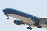 撮り空ひでさんが、関西国際空港で撮影したベトナム航空 777-26K/ERの航空フォト(写真)