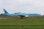 青春の1ページさんが、成田国際空港で撮影した大韓航空 777-3B5/ERの航空フォト(写真)