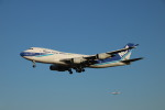 A350XWB-HNDさんが、成田国際空港で撮影した日本貨物航空 747-4KZF/SCDの航空フォト(写真)