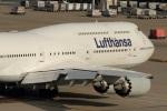 なぞたびさんが、羽田空港で撮影したルフトハンザドイツ航空 747-830の航空フォト(写真)