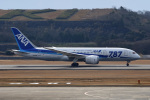 tsubasa0624さんが、長崎空港で撮影した全日空 787-881の航空フォト(写真)