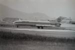 うすさんが、伊丹空港で撮影したパンアメリカン航空 727-235の航空フォト(写真)