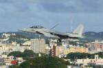 オポッサムさんが、那覇空港で撮影した航空自衛隊 F-15DJ Eagleの航空フォト(写真)