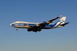 X8618さんが、成田国際空港で撮影したエアブリッジ・カーゴ・エアラインズ 747-4KZF/SCDの航空フォト(写真)