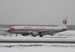 くーぺいさんが、新千歳空港で撮影した中国東方航空 A320-214の航空フォト(写真)