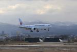 わかすぎさんが、小松空港で撮影した日本航空 767-346/ERの航空フォト(写真)
