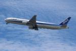 ハピネスさんが、羽田空港で撮影した全日空 777-381の航空フォト(写真)