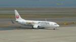 ukokkeiさんが、中部国際空港で撮影したJALエクスプレス 737-846の航空フォト(写真)