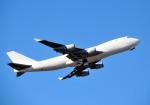 mojioさんが、成田国際空港で撮影したアトラス航空 747-4KZF/SCDの航空フォト(写真)
