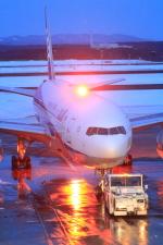 Fat Methenyさんが、新千歳空港で撮影した全日空 777-281の航空フォト(写真)