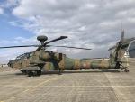 ヨッちゃんさんが、木更津飛行場で撮影した陸上自衛隊 AH-64Dの航空フォト(写真)