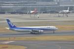 fukucyanさんが、羽田空港で撮影した全日空 767-381の航空フォト(写真)