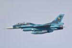 こびとさんさんが、新田原基地で撮影した航空自衛隊 F-2Bの航空フォト(写真)