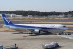 神宮寺ももさんが、成田国際空港で撮影した全日空 767-381/ERの航空フォト(写真)