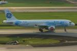 Tomo-Papaさんが、シンガポール・チャンギ国際空港で撮影したエアアジア A320-216の航空フォト(写真)