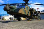 ふるちゃんさんが、木更津飛行場で撮影した陸上自衛隊 AH-64Dの航空フォト(写真)