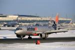 モモさんが、新千歳空港で撮影したジェットスター・ジャパン A320-232の航空フォト(写真)