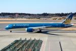 mojioさんが、成田国際空港で撮影したベトナム航空 787-9の航空フォト(写真)