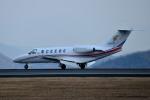 syuさんが、岡山空港で撮影した静岡エアコミュータ 525A Citation CJ2+の航空フォト(写真)