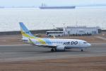 masa634さんが、中部国際空港で撮影したAIR DO 737-781の航空フォト(写真)
