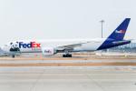 pinamaさんが、関西国際空港で撮影したフェデックス・エクスプレス 777-FS2の航空フォト(写真)
