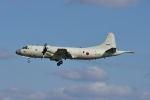 ポン太さんが、那覇空港で撮影した海上自衛隊 P-3Cの航空フォト(写真)