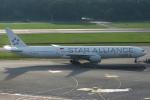 Tomo-Papaさんが、シンガポール・チャンギ国際空港で撮影したシンガポール航空 777-312の航空フォト(写真)