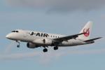 のぐちゃんさんが、新潟空港で撮影したジェイ・エア ERJ-170-100 (ERJ-170STD)の航空フォト(写真)