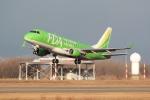 のぐちゃんさんが、新潟空港で撮影したフジドリームエアラインズ ERJ-170-200 (ERJ-175STD)の航空フォト(写真)