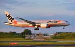こむぎさんが、成田国際空港で撮影したジェットスター 787-8 Dreamlinerの航空フォト(写真)