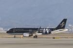 kurubouzuさんが、関西国際空港で撮影したスターフライヤー A320-214の航空フォト(写真)