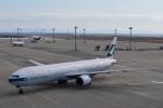 金魚さんが、中部国際空港で撮影したキャセイパシフィック航空 777-367の航空フォト(写真)
