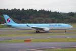 PASSENGERさんが、成田国際空港で撮影した大韓航空 A330-323Xの航空フォト(写真)