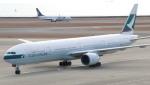 ngocvgさんが、中部国際空港で撮影したキャセイパシフィック航空 777-367の航空フォト(写真)
