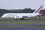 PASSENGERさんが、成田国際空港で撮影したエールフランス航空 A380-861の航空フォト(写真)