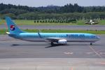 PASSENGERさんが、成田国際空港で撮影した大韓航空 737-9B5/ER の航空フォト(写真)
