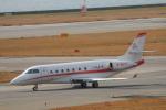 ガス屋のヨッシーさんが、関西国際空港で撮影したSANPOWERの航空フォト(写真)