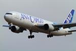 武彩航空公司(むさいえあ)さんが、成田国際空港で撮影した全日空 767-381Fの航空フォト(写真)