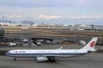 ハム太郎さんが、羽田空港で撮影した中国国際航空 A330-343Xの航空フォト(写真)