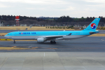PASSENGERさんが、成田国際空港で撮影した大韓航空 A330-322の航空フォト(写真)