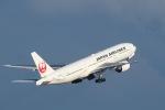 ぽん太さんが、羽田空港で撮影した日本航空 777-289の航空フォト(写真)