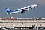 ぽん太さんが、羽田空港で撮影した全日空 767-381/ERの航空フォト(写真)