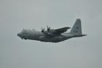 kon chanさんが、嘉手納飛行場で撮影したアメリカ海軍 C-130T Herculesの航空フォト(写真)