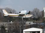 おっつんさんが、調布飛行場で撮影した朝日航空 172P Skyhawk IIの航空フォト(写真)