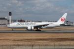 Shiro_ichiganさんが、伊丹空港で撮影した日本航空 777-289の航空フォト(写真)